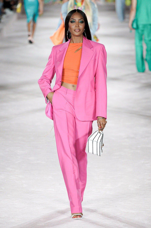 Versace Spring/Summer 2022 Milan Fashion Week Runway