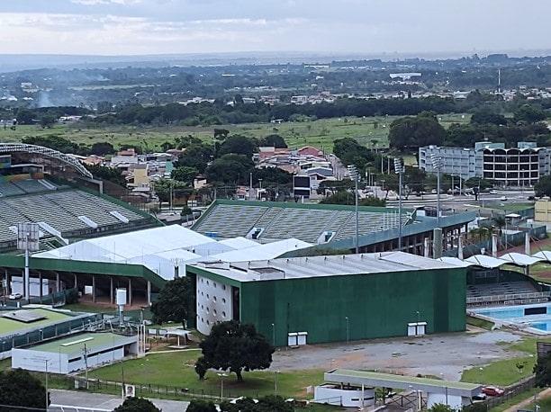 Hospital de Campanha Gama DF