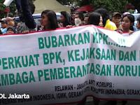 Tak Bernyali Usut Kasus Ahok, Relawan Anti Korupsi Desak KPK Dibubarkan