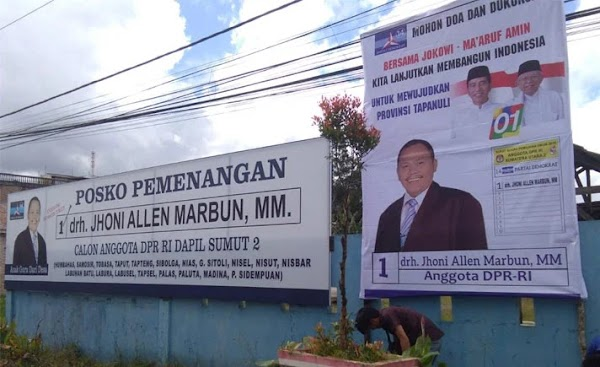 Upaya Kudeta Dibayar Mahal, Jhoni Allen Akan Diberhentikan sebagai Anggota DPR