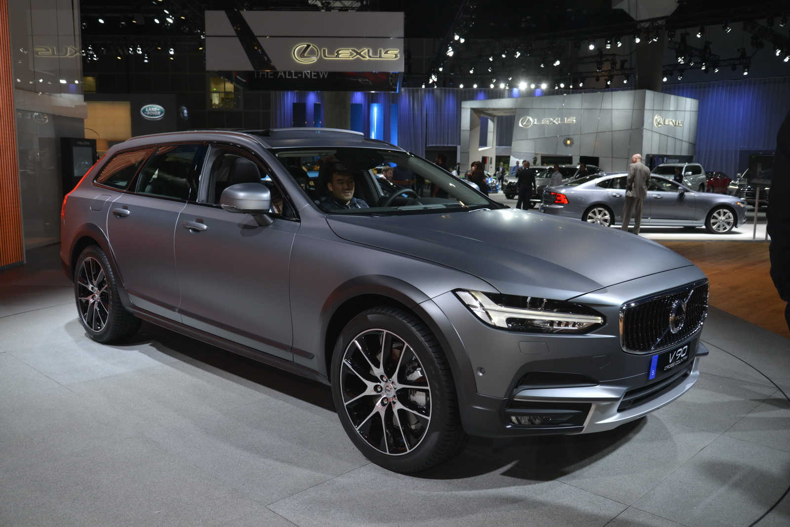 Volvo's New V90 Cross Country Looks Like The Perfect Crossover | Carscoops