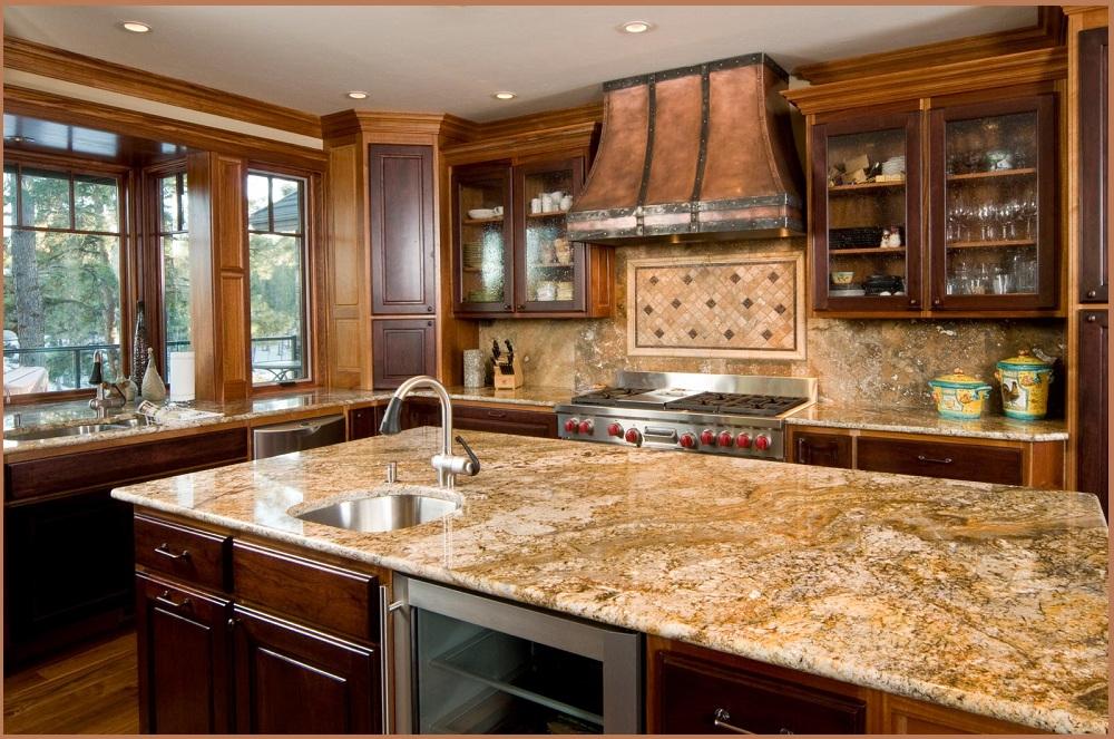 Granite Countertops For Kitchen Renovation