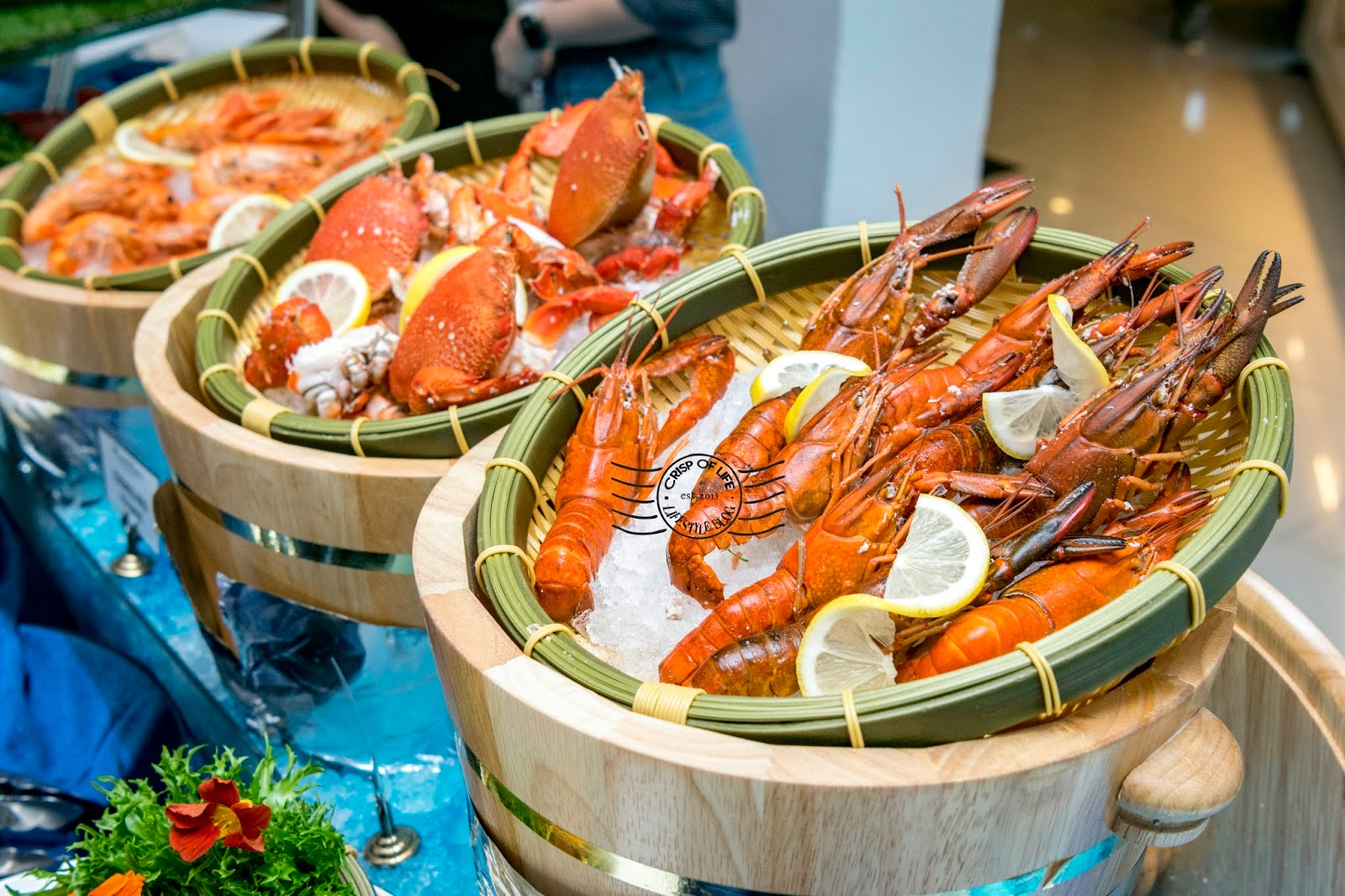 Royale Chulan Hotel Saturday Seafood Buffet
