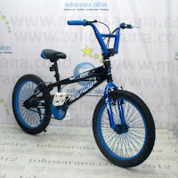20 Inch Element Pam Pam-X FreeStyle BMX Bike