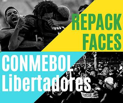Copa Conmebol Libertadores Repack Faces