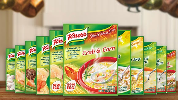 knorr soup in bangladesh
