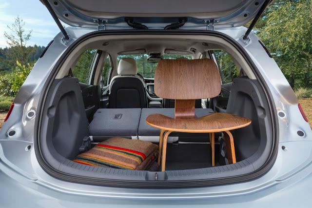 2017 Chevrolet Bolt LT cargo - Subcompact Culture