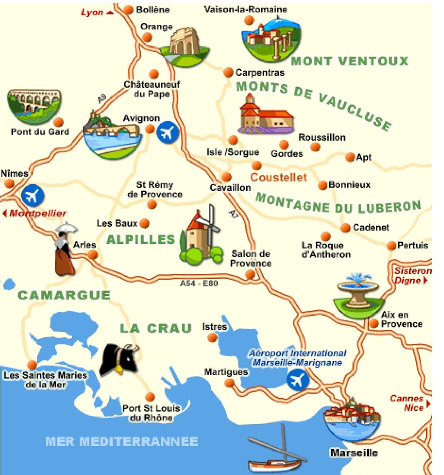 Viajar con autocaravana una vuelta por francia i la - Hoteles en la provenza ...