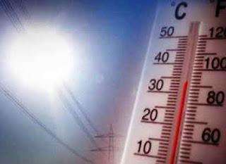 Curimataú com predomínio de sol, temperatura máxima atinge 34º; veja previsão para toda PB