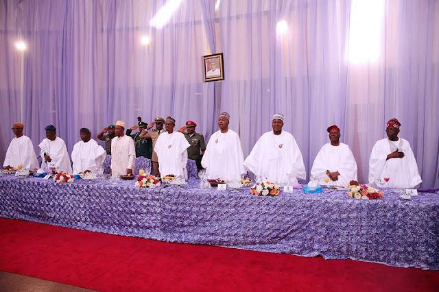president buhari daughter wedding