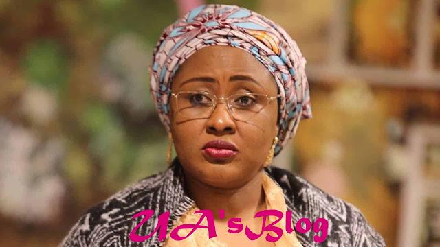 BREAKING: 2 Powerful People Frustrate Buhari's Efforts To Perform — Aisha
