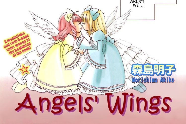 Angels' Wings | Yuri Manga Pdf Download