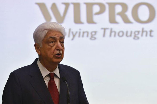 Azim Premji, Founder of Wipro to Step Down on July 30, His Son Rishad to Appoint as the new Chairman