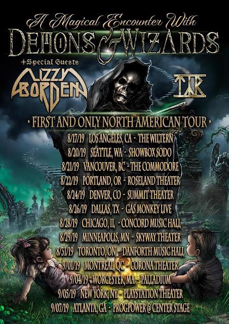 Demons & Wizard Tour