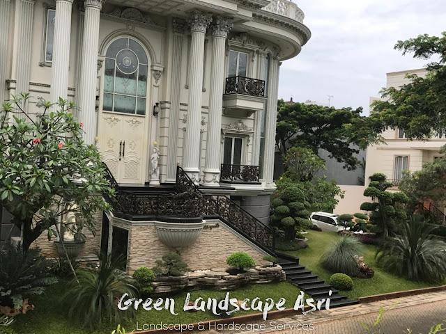 Kontraktor Taman Surabaya   Tukang Taman Profesional
