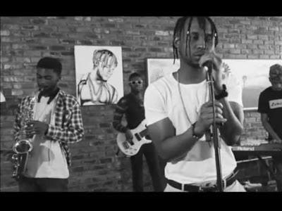MP3 + VIDEO : Frenzy - Dangote (Burna Boy Cover)