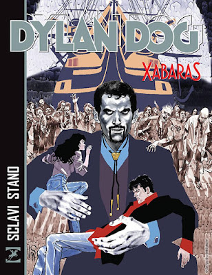 Dylan Dog. Xabaras (cover)