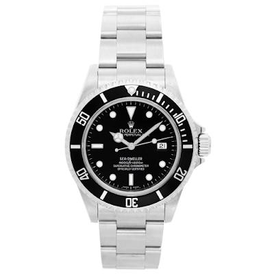 Pajak Rolex Sea-Dweller-16600 RM25,000 - kedaipajak.com