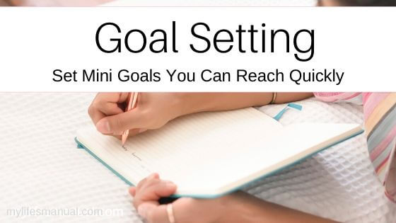 Setting Goal Ideas