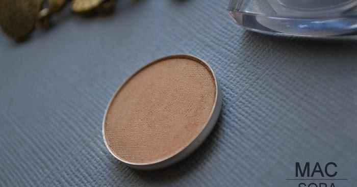 BEAUTY & LE CHIC: MAC Soba – My new staple brown?   Mac Soba