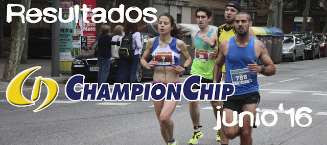 Lliga Championchip Junio 2016