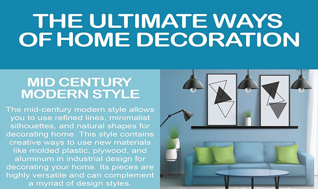 Ultimate Ways of Decorating Your Entire Home