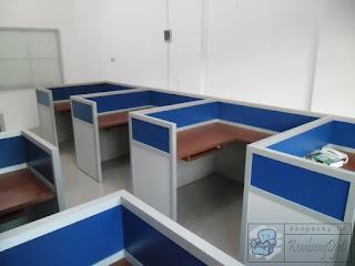 Jasa Produksi Meja Sekat Kantor + Furniture Semarang
