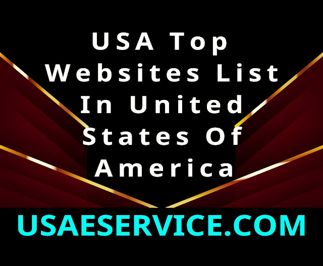 U.S. Top Websites In The United States