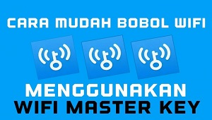 Cara Mengetahui Password Wifi Dengan Wifi Master Key