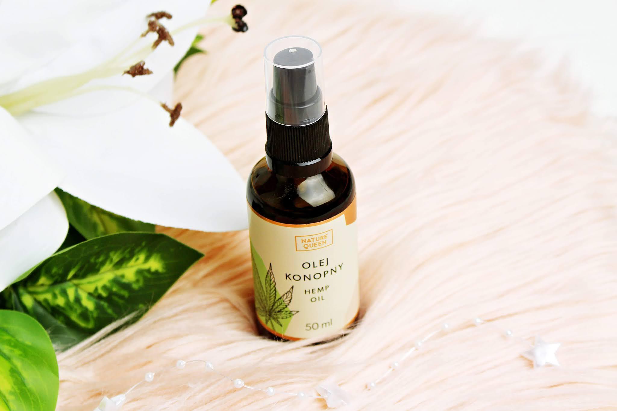 Olej konopny Nature Queen - Jak działa olej konopny?