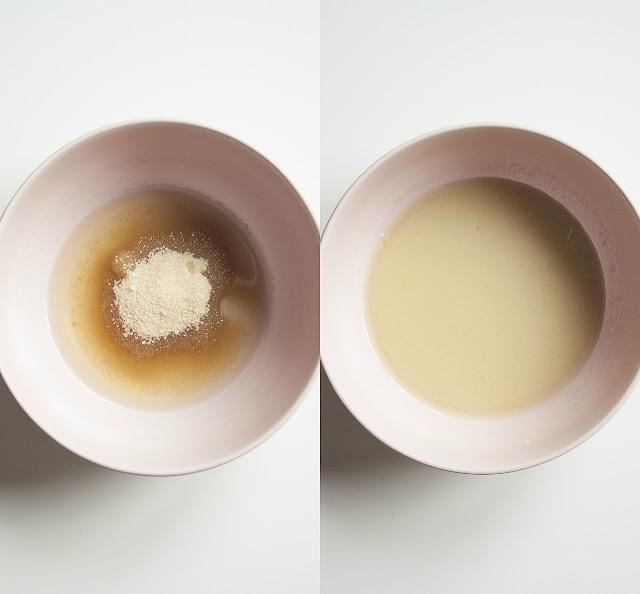 Procedimento Plumcake di albicocche senza uova e senza burro