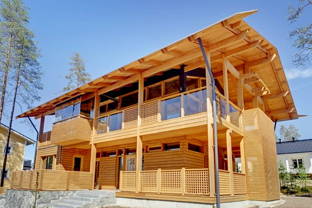 Проект каркасного дома Крым