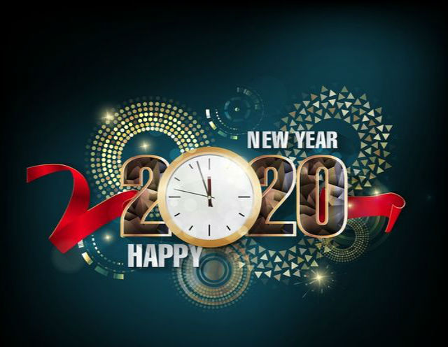 Happy New Year 2020 ! Happy New Year 2020 Wallpapers , Wishes, Images, Quotes, Greetings