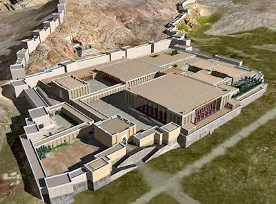 Persépolis Reconstrucción