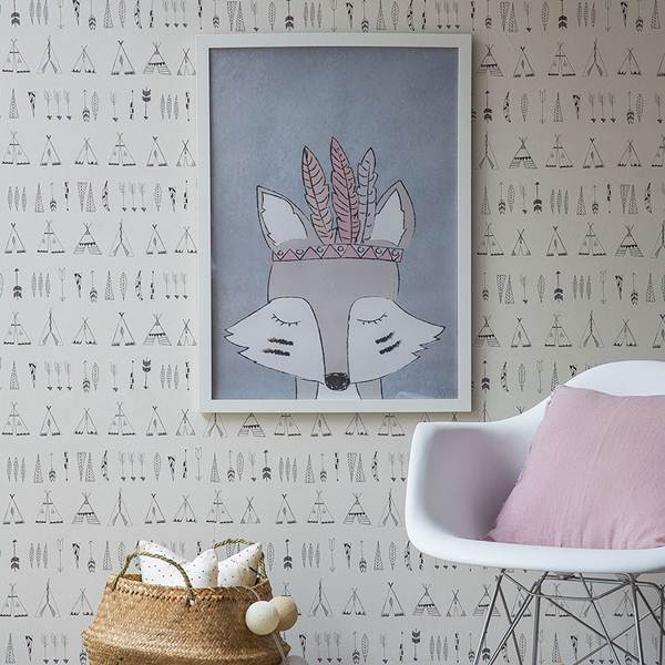 Ideas For Decorating a Children Room With Nordic Style 10