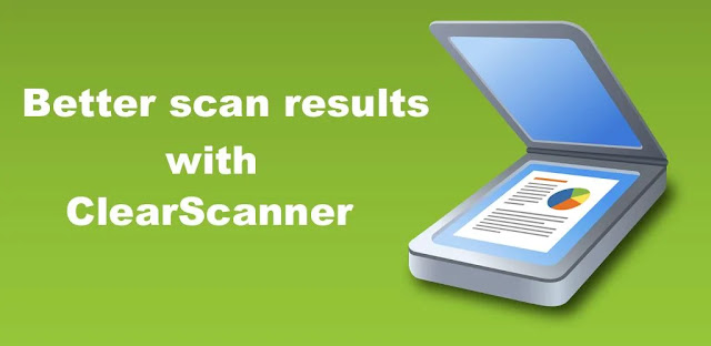 تنزيل Clear Scanner  تطبيق الماسحة الضوئية الواضحة: مسح مجاني لملفات PDF للأندرويد