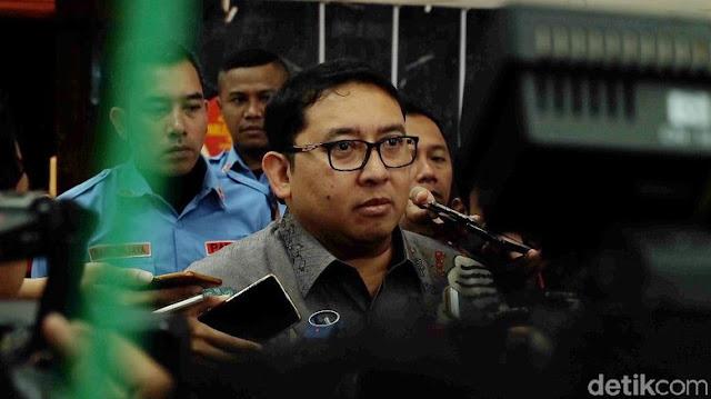 Sindir 'Raja Jokowi', Fadli Zon: Inilah Bahaya Petruk Jadi Raja