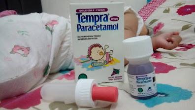 Tempra untuk meredakan demam