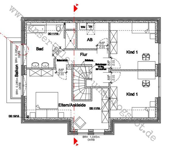 hausbau kinderzimmer gr e bibkunstschuur. Black Bedroom Furniture Sets. Home Design Ideas