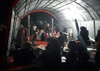 Pemda Aceh Timur Sediakan Dapur Umum untuk Warga di Banda Alam