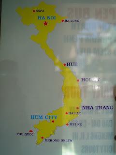 Informações sobre o Vietnã
