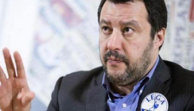Σαλβίνι: Τρελοί στην Ε.Ε., αν μας βάλουν κυρώσεις!