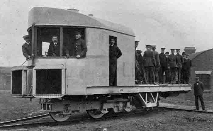 Kereta Rel Tunggal