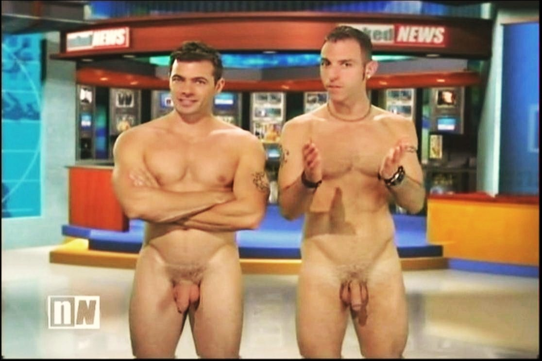 Naked News Daily Male Videos 17