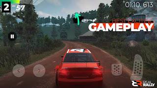 Descargar Real Rally APK MOD Completo desbloqueado Premium | Todos los carros Gratis para Android 2020