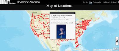 roadside%2Bamerica%2Bice%2Bcream Roadside America in a Story Map
