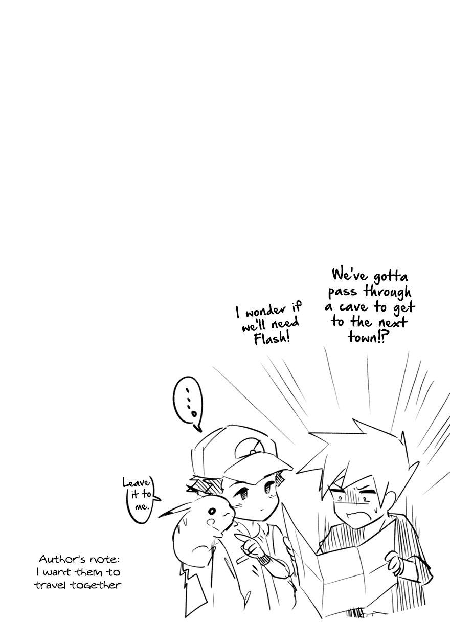 Pokemon Doujinshi Chap 3 Trang 43