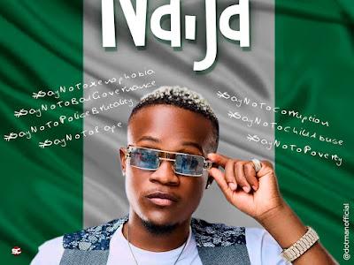 DOWNLOAD MP3: Dotman - Naija #SAYNOTOXENOPHOBIA