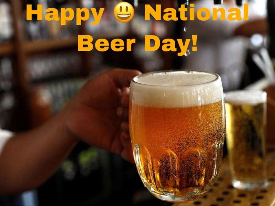 National Beer Day Wishes pics free download