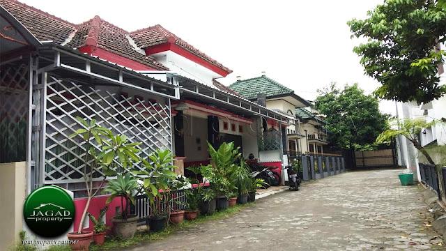 Rumah dekat UGM utara Ringroad